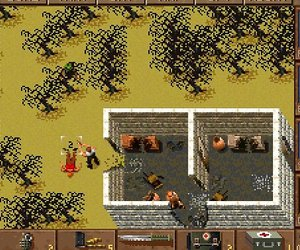 Jagged Alliance DS Screenshots