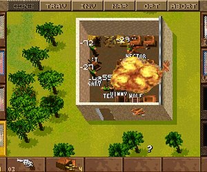 Jagged Alliance DS Files