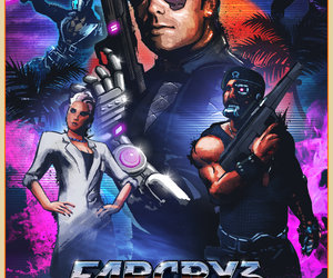 Far Cry 3: Blood Dragon Files