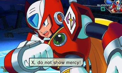 Project X Zone Screenshots