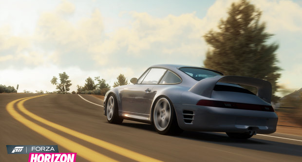 Forza Horizon 1000 Club screenshots
