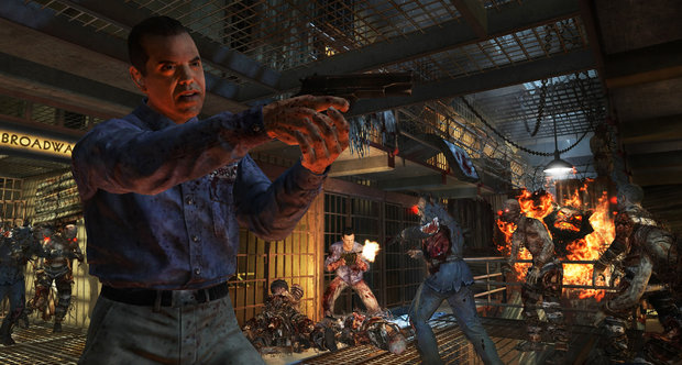 Call of Duty: Black Ops II Mob of the Dead screenshots