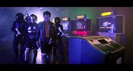 Blood Dragon: The Cyber War live action short features ninja cyborgs