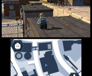 LEGO City Undercover: The Chase Begins Chat