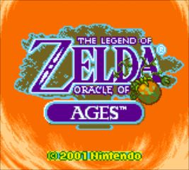 The Legend of Zelda: Oracle of Ages Files
