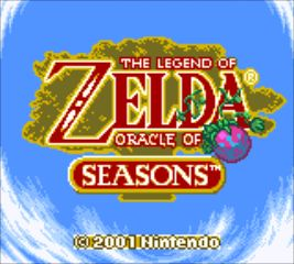 The Legend of Zelda: Oracle of Seasons Screenshots