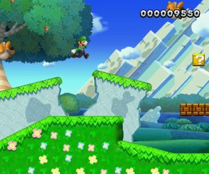 New Super Luigi U Files