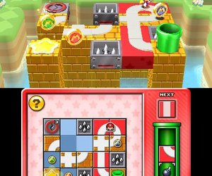 Mario and Donkey Kong: Minis on the Move Screenshots