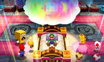 Mario & Luigi: Dream Team Files