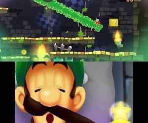 Mario & Luigi: Dream Team Screenshots