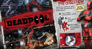 Deadpool coming June 25, pre-order bonuses detailed