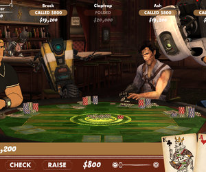 Telltale Games' Poker Night 2 Chat