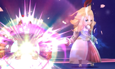 Bravely Default Screenshots