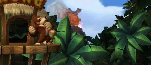 Donkey Kong Country Returns 3D News