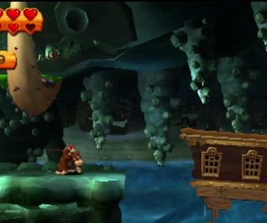Donkey Kong Country Returns 3D Videos
