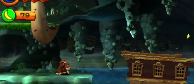 Donkey Kong Country Returns 3D News