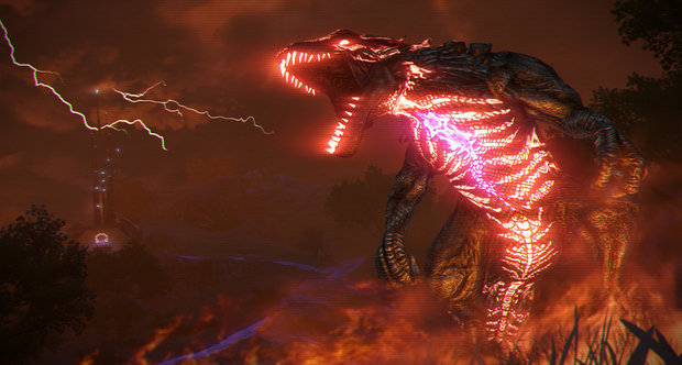 Far Cry 3 Blood Dragon screenshots