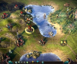 Eador: Masters of the Broken World Screenshots