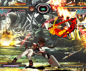 Guilty Gear XX Accent Core Plus R Screenshots