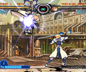 Guilty Gear XX Accent Core Plus R Chat