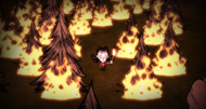 The Screecher injects terror into Don't Starve