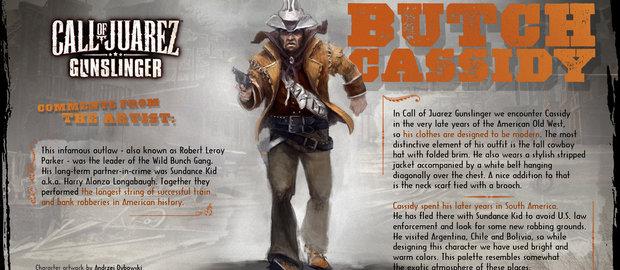 Call of Juarez Gunslinger News