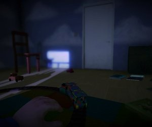 Among The Sleep Files