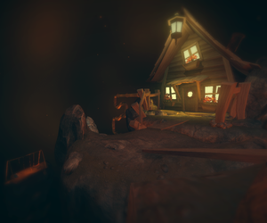 Among The Sleep Screenshots