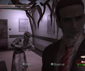 Deadly Premonition Chat