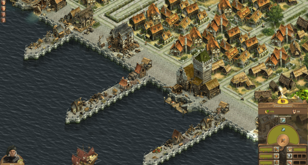 Anno Online closed beta screenshots
