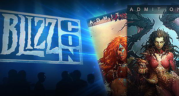 BlizzCon 2013 tickets top story