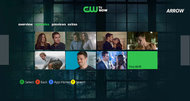 The CW network added to Xbox TV, features SmartGlass