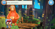 Jacob Jones and the Bigfoot Mystery launches on Vita today