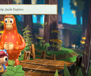 Jacob Jones and the Bigfoot Mystery Screenshots