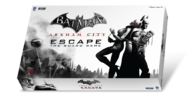 Batman: Arkham City Escape is a board game