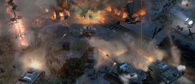 Company of Heroes 2 News