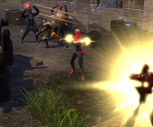 Marvel Heroes Files