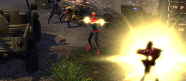 Marvel Heroes News
