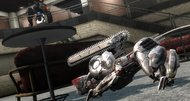 Metal Gear Rising: Revengeance - Blade Wolf DLC screenshots