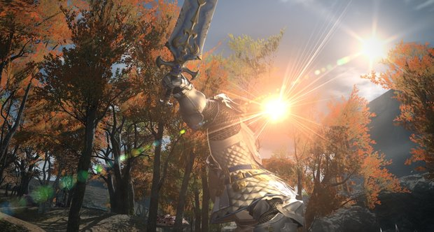 Final Fantasy XIV: A Realm Reborn relaunch screenshots