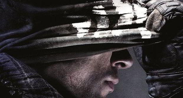 Box art for Call of Duty Ghosts