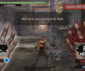 Soul Sacrifice Chat