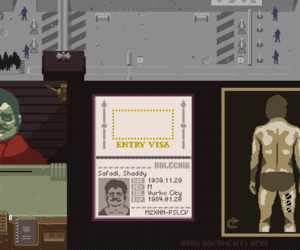 Papers, Please Chat