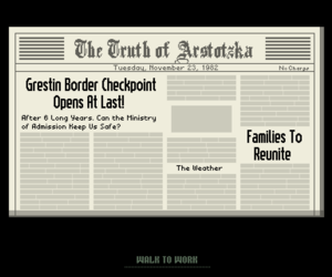 Papers, Please Videos