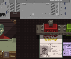 Papers, Please Files