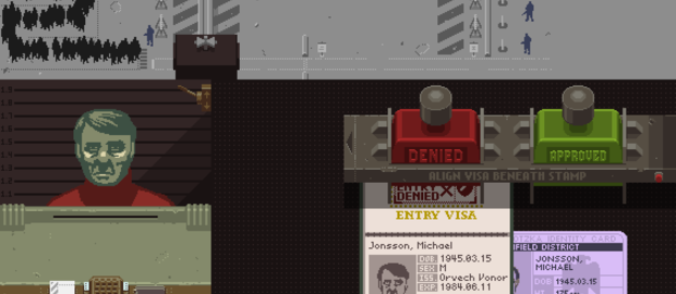 Papers, Please News