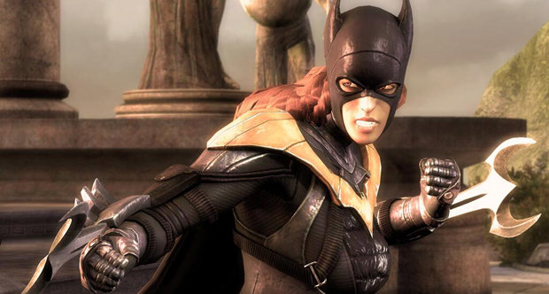 Injustice: Gods Among Us 'Batgirl' confirmed