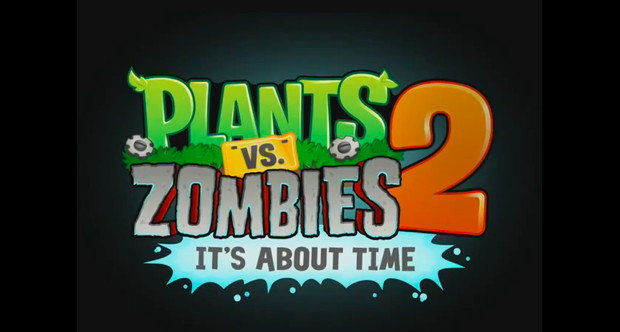 Plants vs Zombies 2: It's About Time logo
