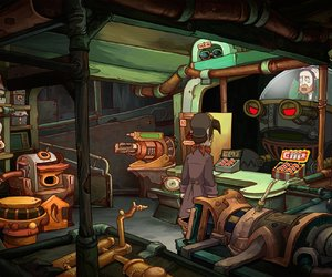 Chaos on Deponia Chat
