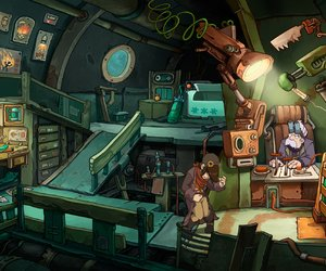 Chaos on Deponia Files